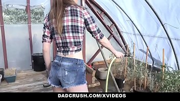 dadcrush - country girl fucks stepdad.