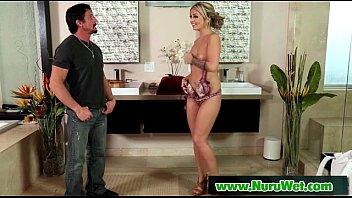 nurumassage son fully serviced by step-mom sex video 29