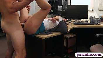 busty milf fucked by pawn keeper for her.