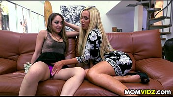 prom night 3some with remy lacroix and stepmom.