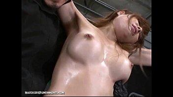 japanese bondage sex - extreme bdsm punishment of ayumi