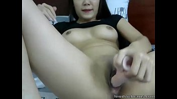 sexy asian masturbates on webcam more videos on lewdwebcams.com