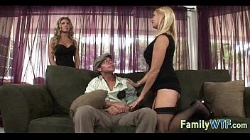 mom and daughter threesome 0671