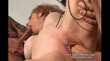 curly blonde fuck by two huge.