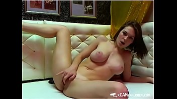 hot girl masturbates in front of webcam - xcamexplorer.com/alexiysky