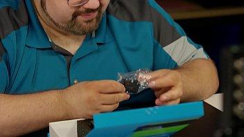 fat man unboxing gorgeous toys #15