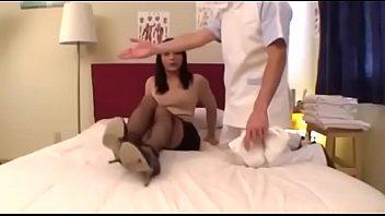 madison ivy seduced thru massage