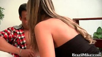attractive blonde chick gets ass spanked