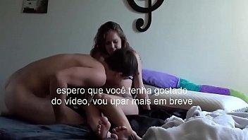 novinha brasileira amadora se preparou pra.