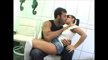 brazilian brunette anal fuck 7
