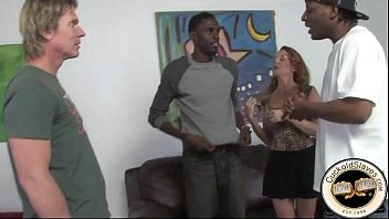 redhead wife meets black men for.