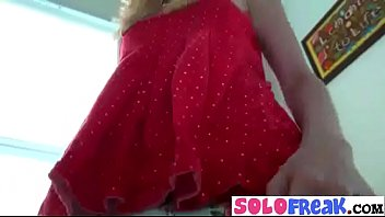 (chloe foster) horny solo girl put in her.