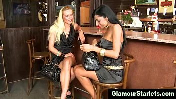 hot clothed lesbians get dirty