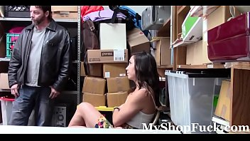 Dad Makes Sex Deal for Shoplifting Daughter - MyShopFuck.com