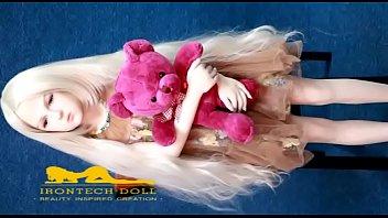 128cm emma irontechdoll cute lovely sex doll for men