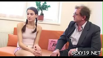 babe needs to comply with elderly teacher horny demands