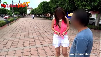 danna hot desnuda por las calles de le&oacute_n.