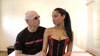 katia de lys casting french bukkake