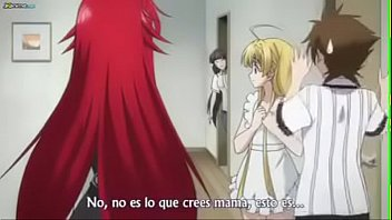 high school dxd new 4