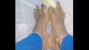 foot fetish alana