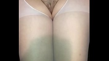 slow motion cum on wife&rsquo_s white.