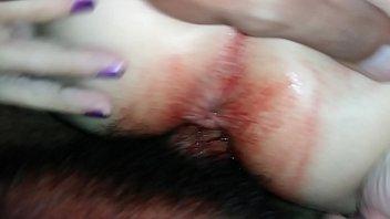 bloody doggystyle newbie