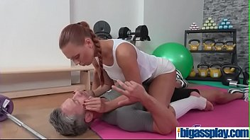 gym girl pov blowjob and creampie(morgan rodriguez) 01 vid-10