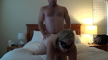 masked sweetstuff gets fucked all morning final cumshot.