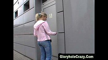 glory hole real public amateur