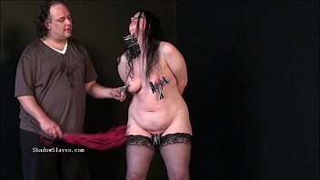 bbw bdsm of fat runt in phobia electro.