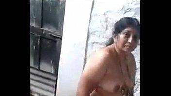 village sexy woman