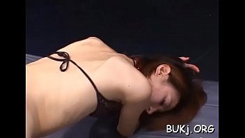 needy japanese enjoys bukkake porn with.
