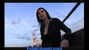 publicagent emma loved sucking my cock so much,.