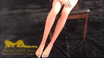 155cm lora naked in studio beautiful sex doll irontechdoll