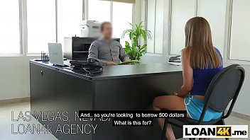 college teen fucks in an office to get.