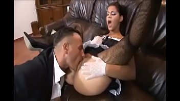 hot maid cosplay anal part 1 watch part.