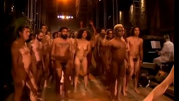 naked theater brazil