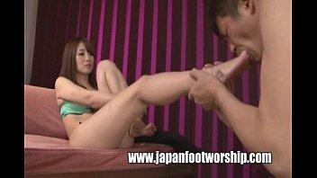 foot fetish japan foot worship
