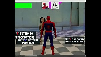 spider-man sexual adventure 3d game (spiderman fuck white.