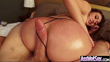 sexy girl (mandy muse) with big oiled ass.