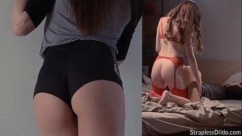 strange and intense lesbian porn - extra&ntilde_o e.