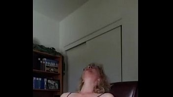 mature milf loves watching porn and.