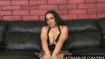latina abused slut nena interviewed