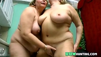 chubby big breast lesbians couple