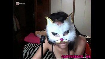 masked webcam girl fr0m - beanmachinereview.com.mp4