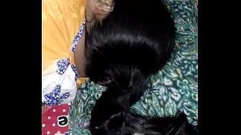 cum in own mom hair