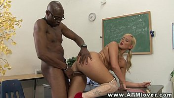 hottest blond booty riding cock with her tight ass