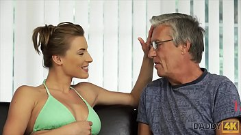 daddy4k. passionate sex near the pool with the.