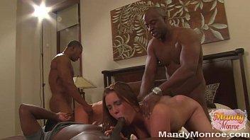 interracial orgy
