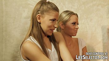 a dominating teacher gives a painful lesson for.